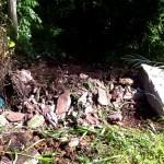 Escombros en Quebrada Ausubo (2)