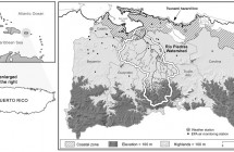 Vulnerability to climate change of communities in the Río Piedras River Watershed: San Juan, Puerto Rico (2005-2105).